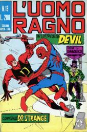 L'uomo Ragno V1 (Editoriale Corno - 1970)  -13- In Lotta contro Devil