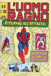 L'uomo Ragno V1 (Editoriale Corno - 1970)  -16-