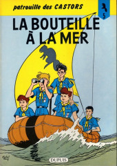 La patrouille des Castors -5c1984- La bouteille à la mer