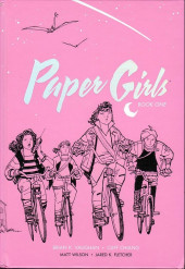 Paper Girls (Image comics - 2015) -INTHC01- Book one
