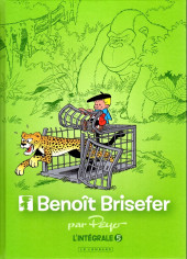 Benoît Brisefer -INT5- L'intégrale (2002-2015)