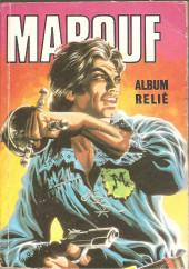 Marouf -Rec57- Album relié N°57 (du n°199 au n°202)