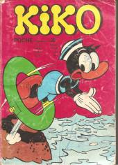 Kiko -39- Le ciel pour toit