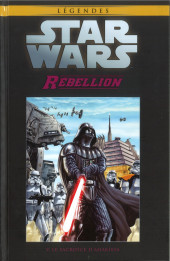 Star Wars - Légendes - La Collection (Hachette) -8851- Rébellion - V. Les Sacrifice D'Ahakista