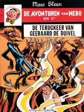Nero (De Avonturen van) -88- De terugkeer van Geeraard de Duivel