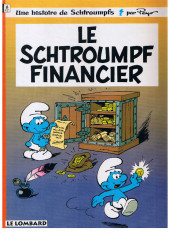 Les schtroumpfs -16dbl- Le schtroumpf financier