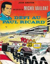 Michel Vaillant -05PUBa78- Défi au Paul Ricard