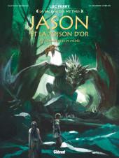 Jason et la Toison d'Or -3- Les maléfices de Médée
