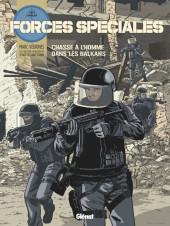 Forces spéciales -2- Chasse à l'homme dans les balkans