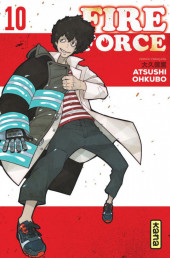 Fire Force -10- Tome 10