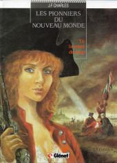 Les pionniers du Nouveau Monde -6a1993- La mort du loup
