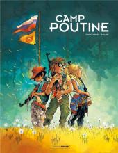 Camp Poutine -1- Tome 1
