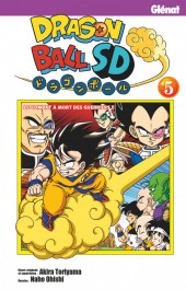 Dragon Ball SD -5- Tome 5
