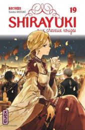 Shirayuki aux cheveux rouges -19- Tome 19