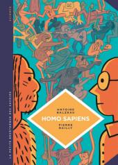La petite Bédéthèque des Savoirs -27- Homo sapiens