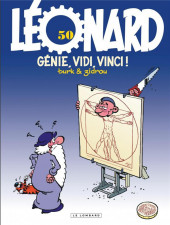Léonard -50- Génie, vidi, Vinci !