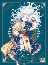 L'atelier des sorciers -4TL- Volume 4