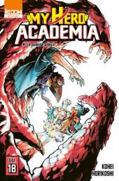 My Hero Academia -18- Un avenir radieux