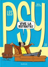 Les psy -22- Vive la retraite