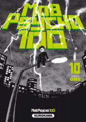 Mob Psycho 100 -10- Tome 10