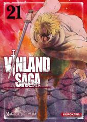 Vinland Saga -21- Tome 21