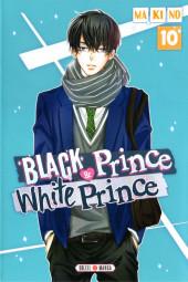 Black Prince & White Prince -10- Tome 10