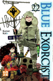 Blue Exorcist -22- Tome 22