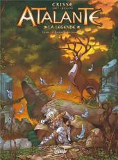 Atalante - La Légende -11- Retour aux sources