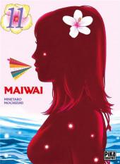 Maiwai -11- Les aventuriers, seconde partie