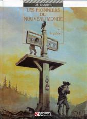 Les pionniers du Nouveau Monde -1d94- Le pilori