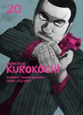 Inspecteur Kurokôchi -20- Tome 20