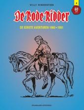Rode Ridder Integraal (De) -2- De eerste avonturen 1960-1961