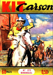 Kit Carson -272- Le shérif kit carson