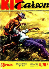 Kit Carson -363- Condamné à mort