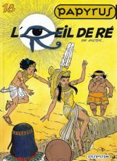 Papyrus -18a98- L'œil de Ré