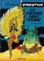 Papyrus -3b96- Le colosse sans visage