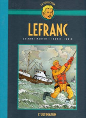 Lefranc - La Collection (Hachette) -16- L'ultimatum
