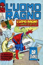 L'uomo Ragno V1 (Editoriale Corno - 1970)  -20- L'Uomo Ragno è Impazzito