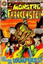 Le monstre de Frankenstein (Éditions Héritage) -9- Les tueurs de vampires !