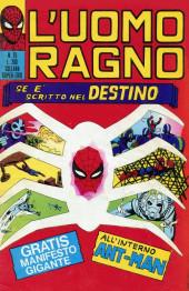 L'uomo Ragno V1 (Editoriale Corno - 1970)  -25- Se e' scritto nel Destino