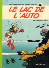 Les petits hommes -4a1983- Le lac de l'auto