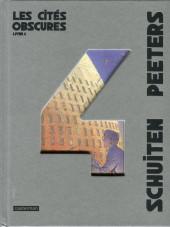 Les cités obscures -INT4- Livre 4