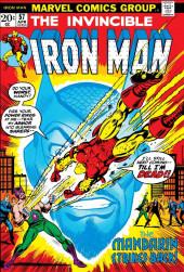 Iron Man Vol.1 (Marvel comics - 1968) -57- Strike!