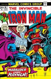 Iron Man Vol.1 (Marvel comics - 1968) -61- Death Knells over Detroit!