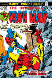 Iron Man Vol.1 (Marvel comics - 1968) -63- Enter: Dr. Spectrum