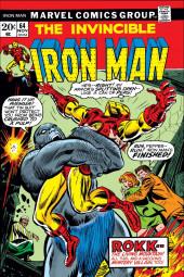Iron Man Vol.1 (Marvel comics - 1968) -64- Rokk Cometh!