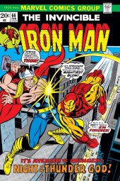 Iron Man Vol.1 (Marvel comics - 1968) -66- Night of the Thunder God!
