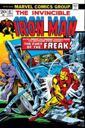 Iron Man Vol.1 (Marvel comics - 1968) -67- Return of the Freak!