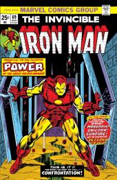 Iron Man Vol.1 (Marvel comics - 1968) -69- Confrontation!