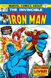 Iron Man Vol.1 (Marvel comics - 1968) -70- Who Shall Stop...Ultimo?